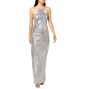 NWT Adrianna Papell Sequin Gown size 8